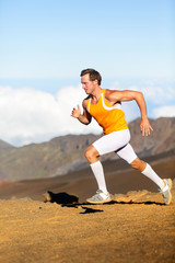 Runner - running man