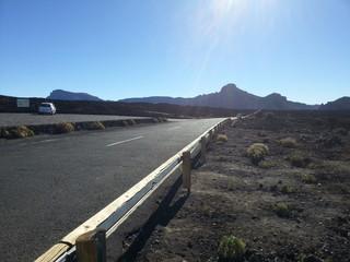 Teide National Park. Tenerife island