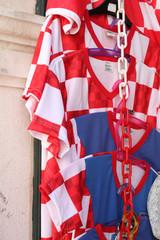 Croatian football jersey