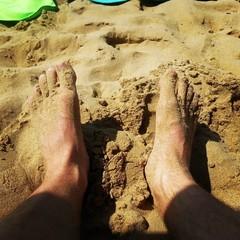 Finalmente spiaggia