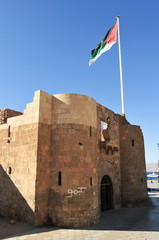 Aqaba Fort in Aqaba, South Jordan