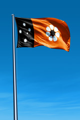 Flag of Australian state of Northern Territory