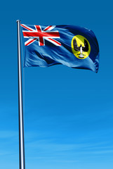 Flag of Australian state of South Australia