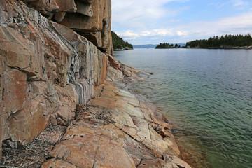 Agawa Rock Site