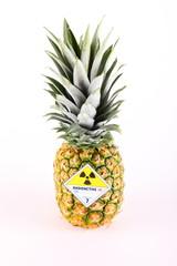 Radioaktive Ananas