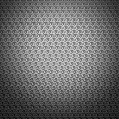 Seamless black stylish background. Illustration