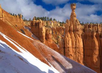 Bryce Canyon National Park, Utah. Thor's Hammer