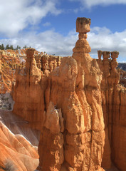 Bryce Canyon National Park, Utah. Thor's Hammer