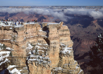 Grand Canyon National Park,AZ, southrim