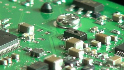 Circuit Boards, Electronics, Computers