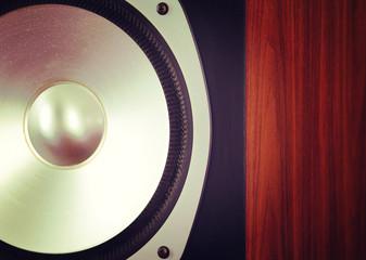 Big Audio Speaker