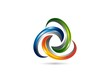 network,Logo,media,connection,tech,business,swirl,sphere,modern - 70140877