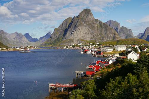 Lofoten, Norway - 70141007