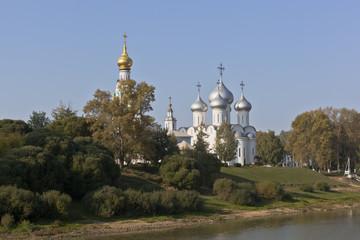 Вологодские церкви. Россия