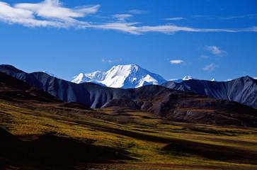 Mount Mckinley ridge