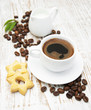 canvas print picture - Coffee