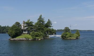 lake island