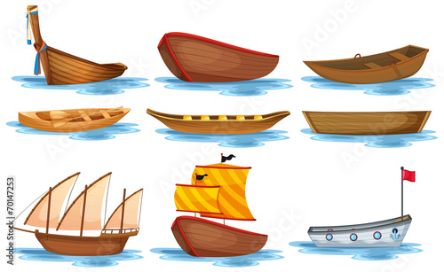 Boat set - 70147253