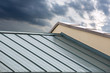 New metal roof - 70147865