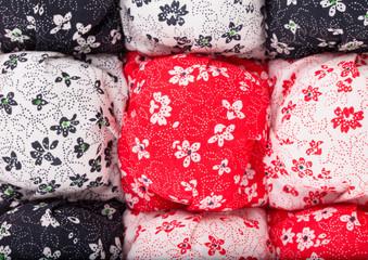 Beautiful handmade blanket.