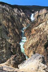 Yellowstone - Grand Canyon / Lower Falls