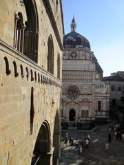Bergamo Piazza storica