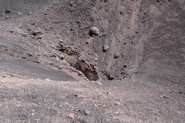 Monte Etna - Sicilia, Italia