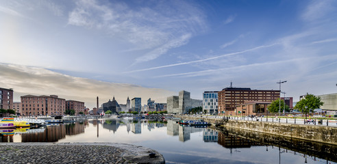 Salthouse Dock Liverpool