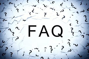 Frequently asked question ( FAQ ) concep