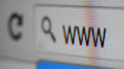 www address bar