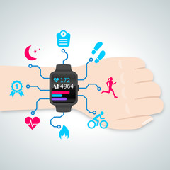 montre connectée - smart watch - sport - 2014_09 - 3