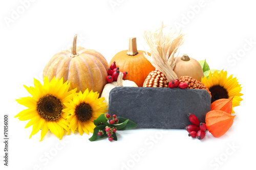canvas print picture Automn