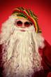 hippie Santa
