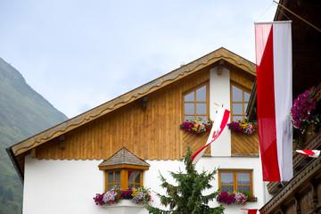 Galtür - Tirol - Alpen