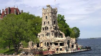 Castle Tower, Old Buildings, Medieval