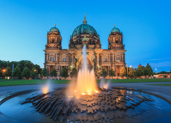 Berlin Cathedral, Germany