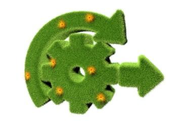 grüner Antrieb