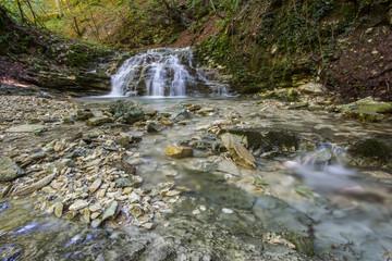 Sorgente del Rio Freddo - Parco del Monte Cucco