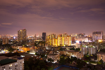 City at Night 1