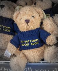 Stratford Upon Avon bear