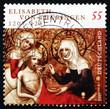 Postage stamp Germany 2007 St. Elizabeth of Hungary