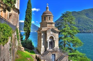 Kirche Della Madonna Brienno