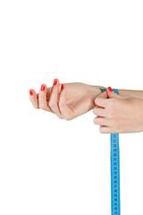 Measurement of wrist