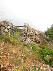 Croatia_stone wall