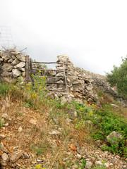 Croatia_stone wall