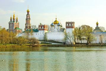 Moscow, Novodevichiy monastery