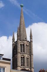 clocher de l'église Saint Michel des Lions à Limoges