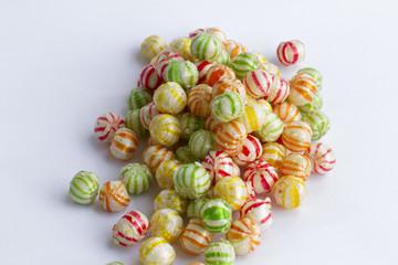 Renkli ve Sevimli Şekerler