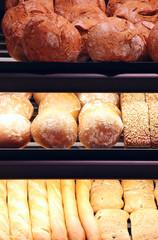 Bread showcase