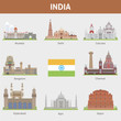 Cities of India - 70171853